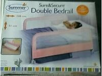 Sure & Secure childrens Double Bedrail