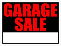 GARAGE SALE - Sat Oct 10 & Sun Oct 11 - Woodbridge