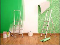 £18/h Painting,Wallpapering,Tiling,Flooring,Assembly,Handyman,Leyton,Ilford,Stratford,Hackney,Barnet