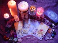 Love spell caster, curse removal, tarot/ psychic readings.