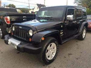 2008 Jeep Wrangler Unlimited Sahara-CERTIFIED--EASY FINANCING