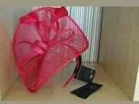 M&S Fushia Pink Fasinator