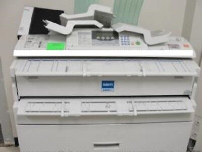 Savinricoh2400 Wd - Copier Scanner And Printer