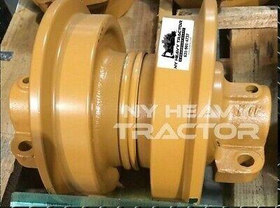 Single Flange Roller At104780 For John Deere 350b Dozer Bottom Lower