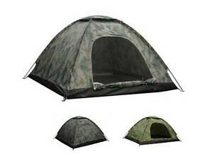 Camo Outdoor Camping Waterproof 2 Person 4 Season Folding Tent Ca Dandenong North Greater Dandenong Preview