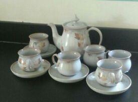 DenbyTwilight tea set