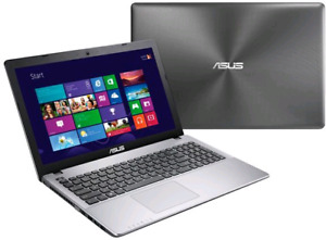 laptop ASUS X550L Intel i5 1Tb windows 10 ordi portable