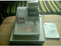 Commercial SAM4S ER-390M Cash till register