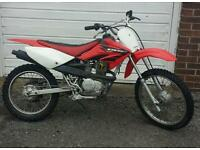 honda crf 100 notorcross bike dirt bike pit bike 125 80 85 pw cr kx yz