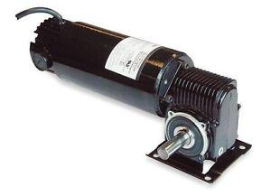 1 4 hp dc gear motor ebay