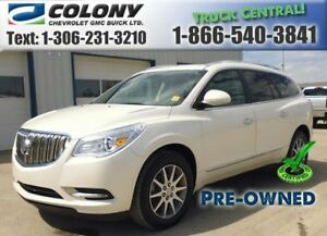 2014 Buick Enclave Leather, AWD, Sunroof, Power Liftgate