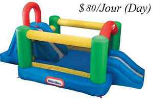 Jeux gonflables - à louer / Inflatable games - for renting