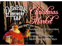 Brewery Christmas Market