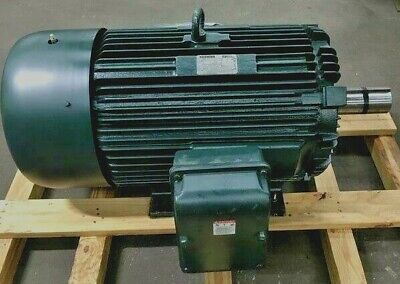 150 Hp Toshiba Electric Motor General Purpose 1800 Rpm 3 Phase Tefc 445t
