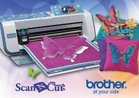 Brother scan& cut @ sewing superstore, janome singer pfaff