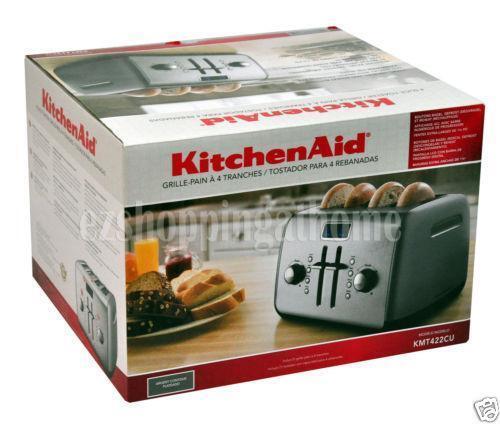 kitchenaid toaster ebay. Black Bedroom Furniture Sets. Home Design Ideas
