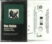 Van Halen Cassette