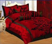 Satin Comforter