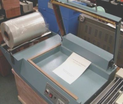 Manual L BAR CUTTING SEALER  FQL-380, used for sale  King of Prussia