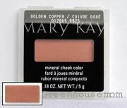 Mary Kay Golden Copper