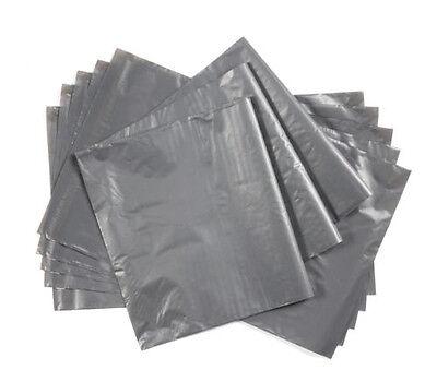 Grey Posting Bags Packs Set 150 12 x 16 Selling Tool Packaging Postal Mail Send