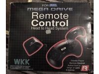 Sega Mega Drive WKK Official Infrared Controllers | Complete | Super Rare