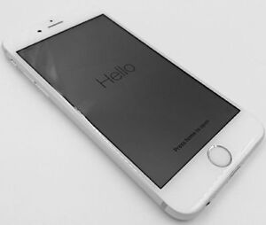 SORRY SOLD  iPhone 6, 16gb, white,  Bell / Virgin, Like New