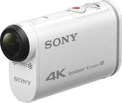 Für die edle Perspektive: Die Sony Actioncam ist im dezenten Weiß erhältlich.