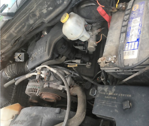 2005 Dodge Ram 1500 Rolling Chassis
