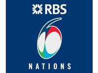 2 France v England Six Nations Tickets 10/03/2018 in Stade de France