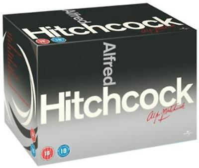 Alfred Hitchcock: The Masterpiece Collection (Box Set) [DVD]