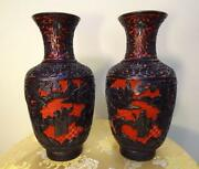 Chinese Cinnabar Lacquer