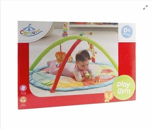 NEW CAROUSEL BABY ACTIVITY PLAY GYM