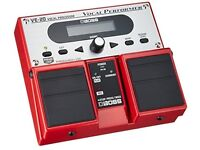 VE 20. Great Vocal Effects Pedal. Brand New!!!