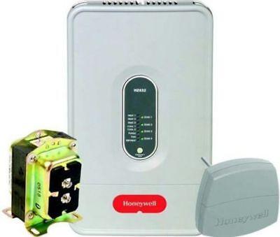 Price Reduced Honeywell Hz432k Truezone Kit- 4 Zone Panel