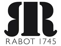 Flexible Barista Part Time 30hr £8.00 per hour -Rabot 1745-
