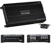 4000 Watt Boss Amp