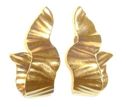 Vintage Ysl Earrings Ebay