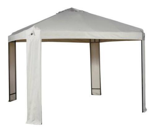 gazebo replacement canopy ebay. Black Bedroom Furniture Sets. Home Design Ideas
