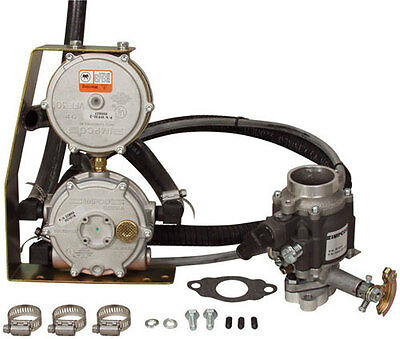 New Propane Forklift Regulator LPG Converter Aisan Conversion Kit for Toyota (Lpg Converter)