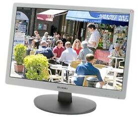 "Mirai - DML-522W100 - 22"" wide screen lcd monitor 5 ms 1680x1050 spk high resolution high contrast"