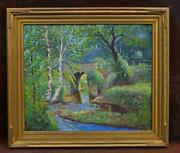 American Impressionist Painting