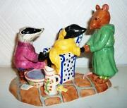 Royal Doulton Wind in The Willows