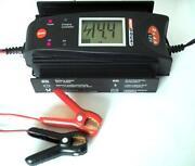 Batterie Rasentraktor