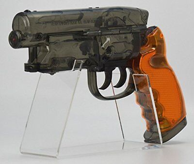 Blade Runner Blaster 2019 Ver. Water Gun Pistol Clear Black Color Exclusive