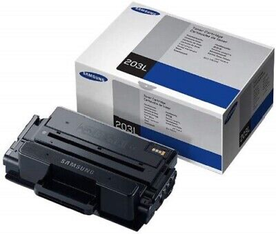 Used, Samsung MLT-D203L Toner Cartridge Black for sale  Shipping to India
