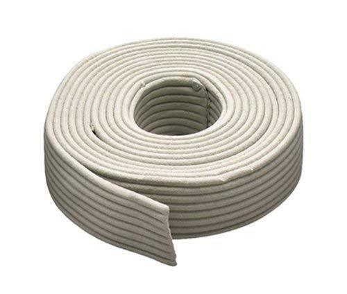 90' Rope Caulk 6 Rails Water Proof Soft Gray Paintable Windo