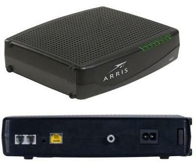 Arris Tm1602a Docsis 3 Fast Telephone Modem  Optimum Cablevision Approved Only