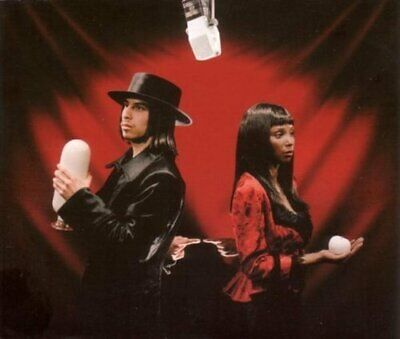 White Stripes Blue orchid (2005, CD2)  [Maxi-CD] ()