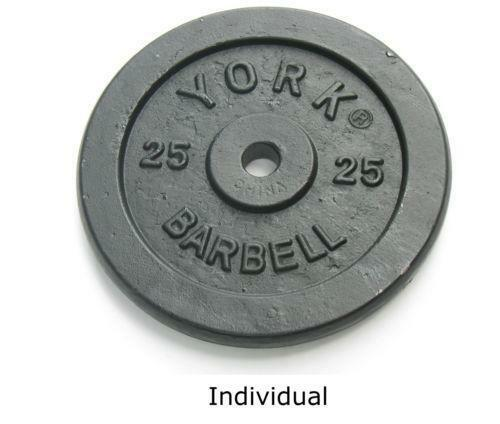 York Weight Plates